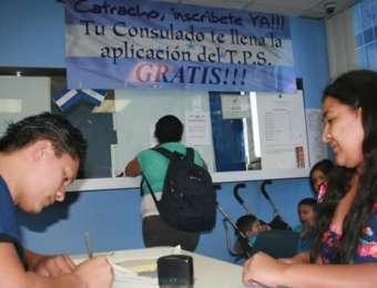 Presidente Hernández urge a hondureños reinscribirse en el TPS