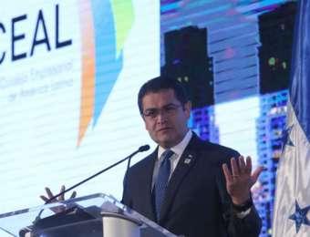 En XXVII Asamblea Plenaria del CEAL: Replantear relación de mercado con EEUU permitirá consolidar Alianza para la Prosperidad: presidente Hernández