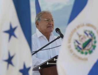 """Presidente de El Salvador: """"Este es un momento trascendental en la estrategia de seguridad de la región"""""""