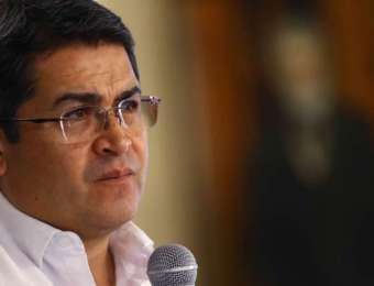 """Presidente Hernández: """"Esperemos una respuesta favorable"""" a la extensión del TPS"""