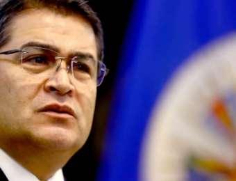 Presidente Hernández: Por sus éxitos, Honduras es objeto de estudio en la Junta Interamericana de Defensa